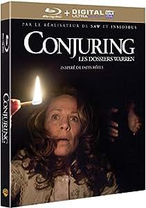 Conjuring : les dossiers Warren [Warner Ultimate (Blu-ray + Copie digitale UltraViolet)]