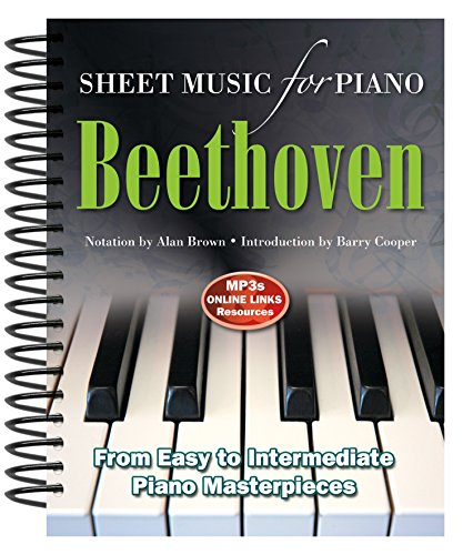 Libro ludwig van beethoven sheet music for piano di alan for Piani domestici di alan mascord