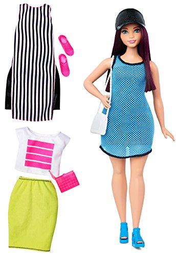 Barbie Fashionistas Fashions Sporty Dark Haired