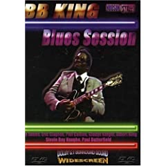 B.B. King Blues Session (Ws) [DVD] [Import]
