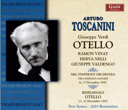 Verdi: Otello/Vinay, Nelli, Valdengo,Toscanini