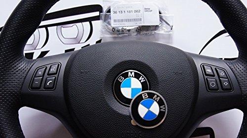 BMW Badge emblème pour jantes jantes autocollant 45mm (36131181082)