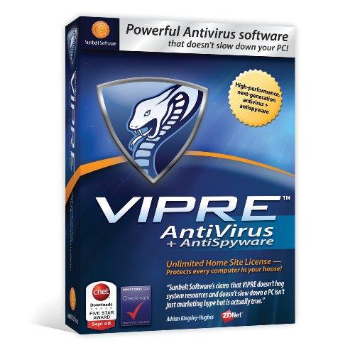 Vipre Antivirus+Antispy Home License