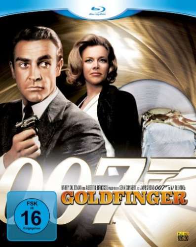 James Bond - Goldfinger [Blu-ray]