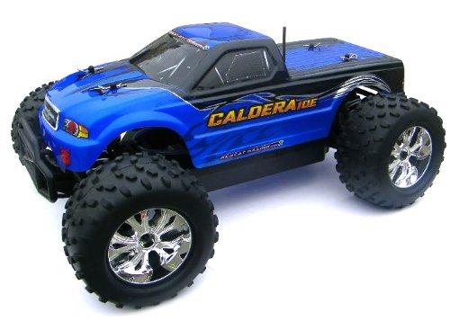 Caldera 10E 1/10 Scale Brushless Truck 4 Wheel Drive