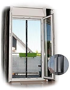 Infactory mosquitera para puertas con cierre autom tico - Imanes para puertas ...