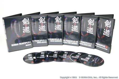 KENDO PRINCIPLES DVD SET DB0000T70TA