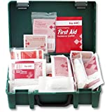 Ezy-Aid HSE Compliant Travel and Workplace First Aid Kit for 1 - 10 Persons