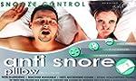 ANTI SNORE ORTHOPEDIC PILLOW STOP SNO...