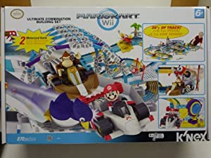 K'NEX Wii Mario Kart Building Set - Ultimate Combination