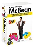 Mr Bean - The Complete Collection Of The Classic TV Series (Series 1-5) [DVD]