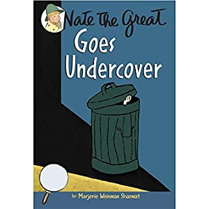 Nate the Great Goes Undercover Audiobook