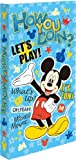 Disney PMX pocket album L size / 3 stage pocket mount Mickey Mouse / A pattern