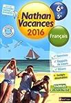 Nathan Vacances Fran�ais - De la 6e v...
