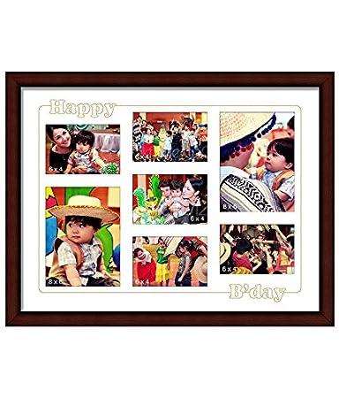 Buy Elegant Arts & Frames Happy Birthday P 319-23 Collage Photo ...