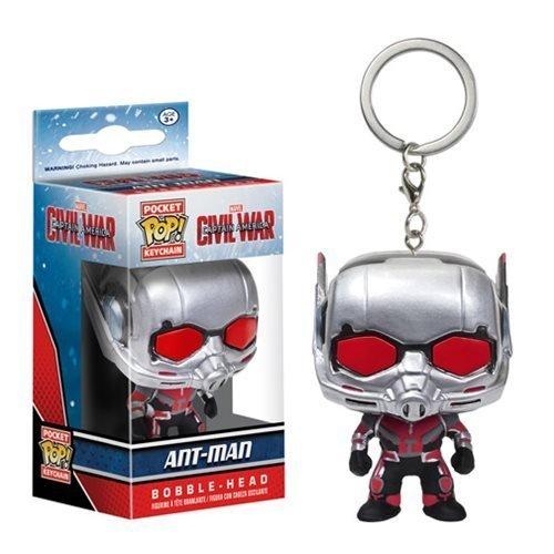 Captain America: Civil War Ant-Man Pocket Pop! Key Chain by Captain America: Civil War