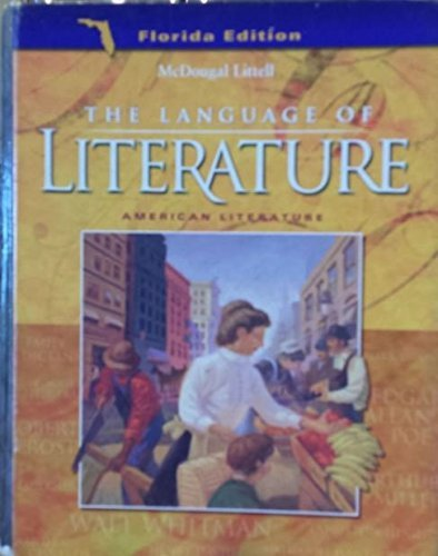 the-language-of-literature-american-literature-florida-edition-by-arthur-n-applebee-2003-01-30