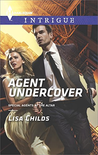 Lisa Childs - Agent Undercover (Special Agents at the Altar)
