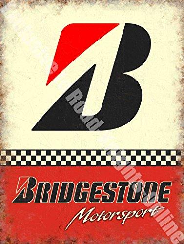 bridgestone-b-motorsport-ruote-racing-auto-garage-metallo-acciaio-segno-muro-20-x-30-cm