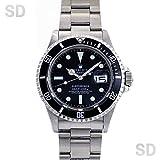 [ロレックス]ROLEX腕時計 サブマリーナー ブラック/ルミノバ Ref:1680 メンズ [アンティーク] [並行輸入品]