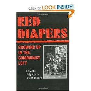 red diaper