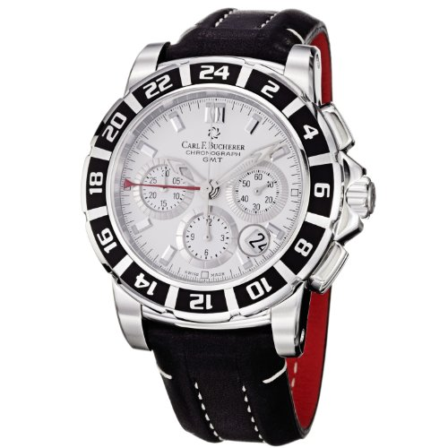 carl-f-bucherer-mens-0010618132301-patravi-silver-chronograph-dial-black-strap-watch