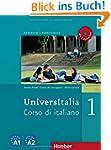 UniversItalia 1: Corso di italiano /...
