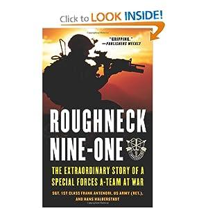 Roughneck Nine-One - Frank Antenori , Hans Halberstadt