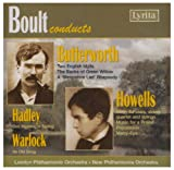 Butterworth; Hadley; Howells - Orchestral Works