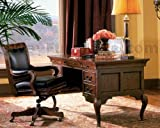 Louis Philippe Home Office Writing Desk Computer Furniture