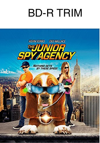 Junior Spy Agency [Blu-ray]