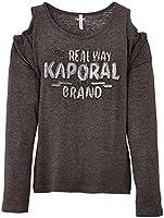 Kaporal - T-shirt - Uni - Fille