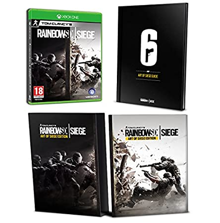 Tom Clancy's Rainbow Six Siege - Art of Siege Edition (Xbox One)