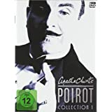 "Agatha Christie - Poirot Collection 1 (3 DVDs)von ""David Suchet"""
