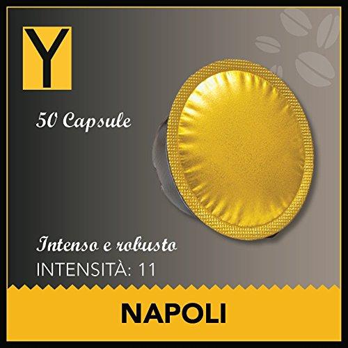 Buy 50 COMPATIBLE CAPSULES LAVAZZA A MODO MIO - Napoli - 50 COMPATIBLE CAPSULES LAVAZZA A MODO MIO - Napoli