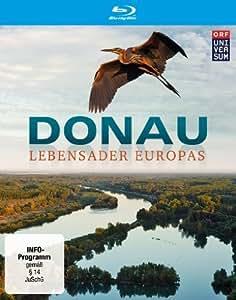 Donau - Lebensader Europas [Blu-ray]