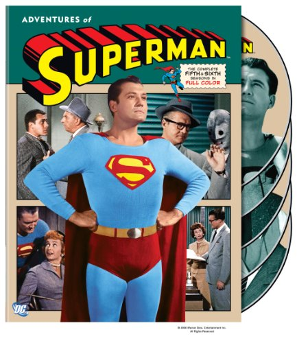 Adventures of Superman: Complete 5th & 6th Seasons [DVD] [Import]