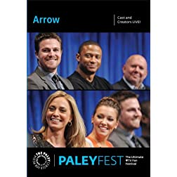Arrow: Cast and Creators Live at PALEYFEST
