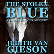 The Stolen Blue: A Claire Reynier Mystery, Book 1 | Judith Van Gieson