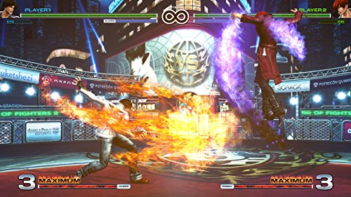 King of Fighters 14 screenshot
