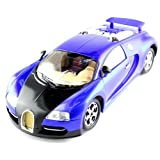 Brand New Rc Remote Control Buggati With Rechargeable Batteries Full Function
