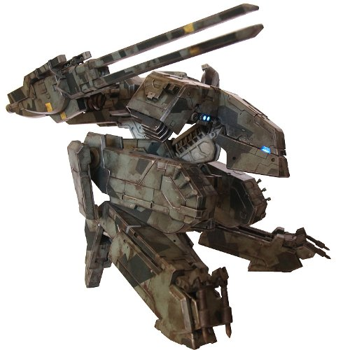METAL GEAR SOLID MG REX (メタルギア レックス) (ABS&PVC&POM製 塗装済み可動フィギュア)