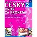 Cesky krok za krokem 2 / New Czech Step by Step, Vol. 2 (Book & CD)