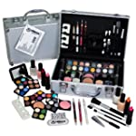 60 Piece Urban Beauty Travel Cosmetic...