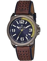 Daniel Klein Analog Blue Dial Men's Watch - DK10990-3