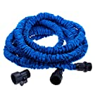 NEW 25/50/75ft Foot expandable xhose flexible hose USA Standard Garden hose water pipe/ water gun Spray Nozzle Free shipping (75ft)