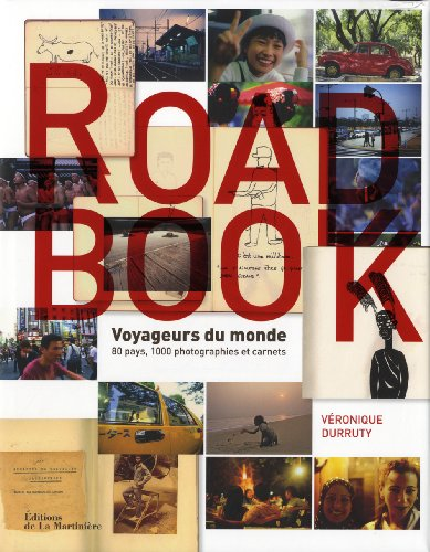 Road Book – Livre d'inspiration au voyage