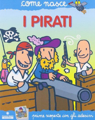 I pirati Con adesivi PDF