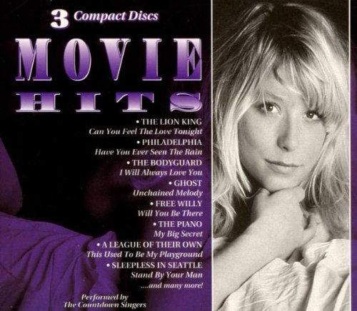The Countdown Singers-Movie Hits-CD-FLAC-1994-FORSAKEN Download