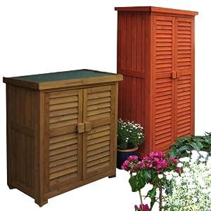 Leco leco armoire de jardin h 1 60m jardin for Armoire de jardin coop